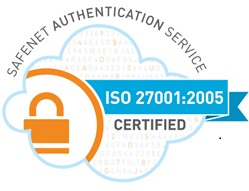 SAS ISO 27001 Certification Icon