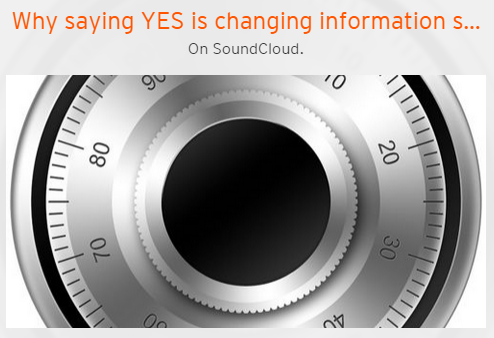 Why Saying YES is Changing Information Security